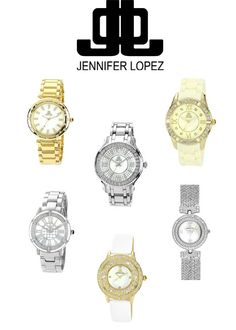 My new watch - the one in the middle. I am totally in love with it <3