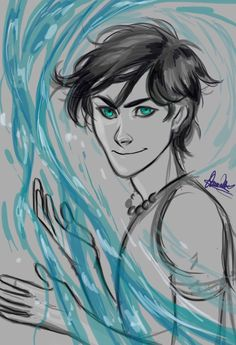 Best illustration I have EVER seen of Percy