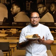 """""""""""From childhood memories to unforgettable cultural experiences, this menu showcases seasonal ingredients and flavors through my rendition of classic dishes."""" - @chefjgdetails 