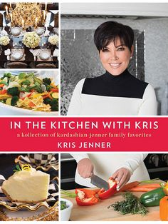 Kris Jenner Is Releasing New Kardashian 'Kollection' Cookbook