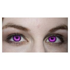 Purple Eyes by rayne2021 ❤ liked on Polyvore featuring beauty products, skincare and eye care