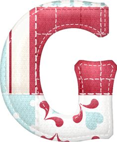 G Patchwork Christmas (Nitwit Collections)