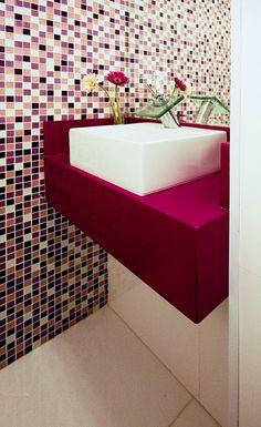 Cores para o banheiro #revistaCasaClaudia