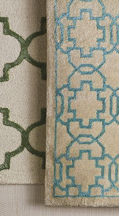 From Hand-knotted to Power-loomed: How Construction Shapes a Rug's Character | Frontgate Home + Style