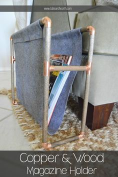 DIY Copper Magazine