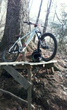 My hardtail monster