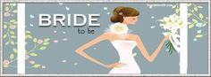 Bride To Be facebook covers for you to use on your facebook profile.