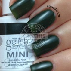 Gelish Dear Johnny Green