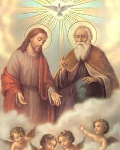 α JESUS NUESTRO SALVADOR Ω: ORACION PARA PEDIRLE A LA SANTISIMA TRINIDAD POR N...
