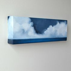 Seascape original oil painting home decor wall by Stormscapestudio