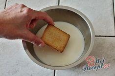Pěnová nepečená rychlovka za 10 minut | NejRecept.cz Cornbread, Ethnic Recipes, Food, Millet Bread, Eten, Meals, Corn Bread, Diet