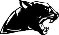 Panther Face Clipart - Clipart Suggest Free Clipart Images, Art Clipart, Metal Tree Wall Art, Metal Art, Panther Logo, Clipart Black And White, Black Panther Marvel, Art Party, Black Art