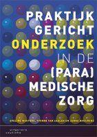 Praktijkgericht onderzoek in de (para)medische zorg | Boek + website
