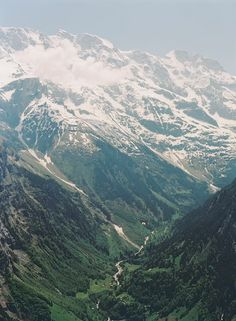 Scale the Alps
