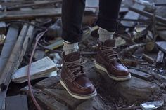 Introducing Wigwam Socks