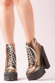 JEFFREY CAMPBELL - ADONIS BOOTS