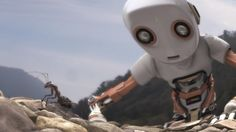 Satoru is scared to let other kids see him in his wheelchair so he uses a really cool robot to go to school for him and sees through it's eyes. Friendship and adventure unlock his courage and he realizes he must go out into the real world to be happy. **Study Guide available. (Ages 10+) http://www.kidflixglobal.com/
