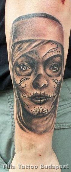 Tilla Tattoo Budapest - TETOVÁLÁS, SZEMÖLDÖK TETOVÁLÁS