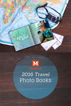Our 2016 Travel Photo Books will give you the travel bug.