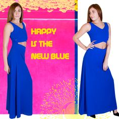 Happy is the new blue this season... Grab the collection only on www.baysidebarcelona.com Hurry! Shop Now #baysideclothing #baysidebarcelona #newcollections #newarrivals #awesomecollections #stylishwear #smartwear #shoptop #shortdress #longgown #ethnicwear #kaftan #beautifulasalways #beautiful #pretty #divacollection #fashioninsta #fashioninspiration #fashiondiva #fashionblogger #fashiondairy #luxuryfashionlove #luxurylifestyle #fashionlove #likesusoninstagram #likeforlikes #instalike