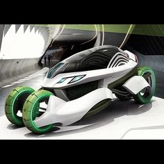 Concept motorcycle