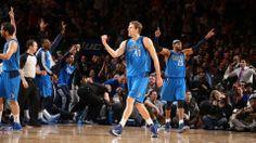 Mavs beat Knicks on Nowitzki's lucky-bounce jumper | FOX Sports on MSN
