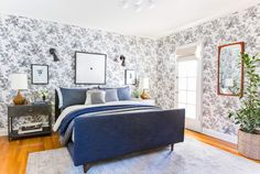 How splurge-worthy wallpaper or tile can make a room .... - Emily Henderson