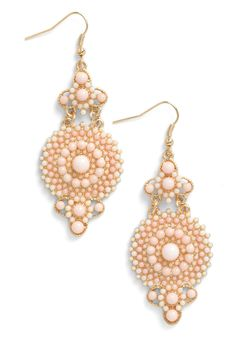 Toast and Town Earrings! Affordable and sophisticated! #prettyinpink
