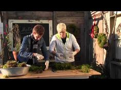 Episode a Moss Wreath It's time to take it outside this week in the Botanus Garden Club and do a little DIY. Make Your Own Wreath, Moss Wreath, Garden Club, Have Some Fun, Greenery, Flower Arrangements, Wreaths, Holiday, Flowers