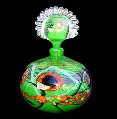 Ioan Nemtoi perfume bottle