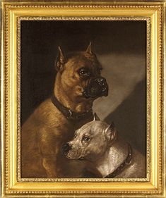 Canine Companions by Abraham Cooper (1787-1868)