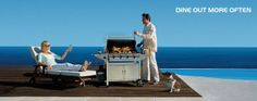 Cadac Entertainer Supreme 3 + SB gas barbecue Grill Discount!! Goedkoop!! Aanbieding!!