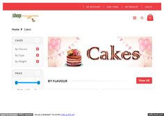 Www shopcrazzy com cakes html Buy Gifts Online, Cake Online, Unusual Gifts, Yummy Cakes, Special Occasion, Thats Not My, Amazing Cakes