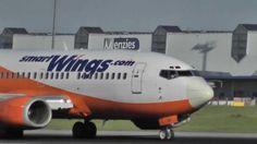 Smart Wings Travel Service - take-off Prague Airport LKPR