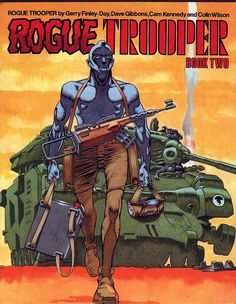 2000ad_Rogue Trooper Bk 2, Art: Cam Kennedy