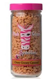 www.pinkzebrahome.com/kellyakerman Ooey Gooey Caramel Sprinkles $8.00 Jar