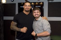 @wweromanreigns is so hot