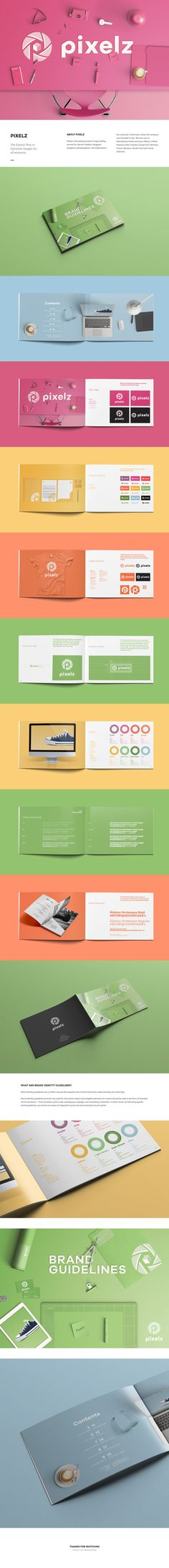 Graphic design inspiration - Game of colors
