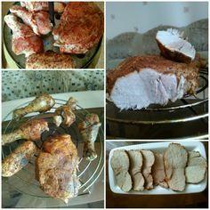 Мясо домашнего копчения. Рассол Вода 3 л 200 мл Соль 1 ст  Лавровый лист 3-4 шт Перец горошком 10-12 шт Мариновать 5-6 часов