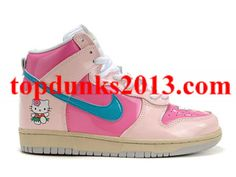 Hello Kitty Seasid City mermaid Coco Nike Dunk Women Custom Sale Online  Cheap 89de7e3d5