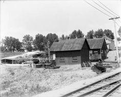 Denver & Northwestern RR ticket office - Arvada :: History Colorado