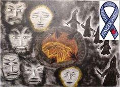 Schleife zeigen Bild 0133   #schleifezeigen #kinderschutz #challenge #1207schleifen #fingerweg #fingerweginfo