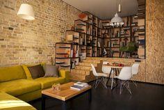 Corner Bookshelf Ideas. Trendy Images About Living Room On ...