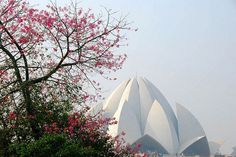 Lotus Temple built in 1986, located in the heart of the national capital is an architecture of the highest pedigree.