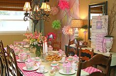 The Butlers: Tea Party for Georgie's 8th Birthday