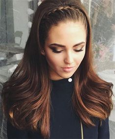 40 Most Beautiful and Easy Hairstyles for Long Curly Hair Hairstyles, , Formal Hairstyles For Long Hair, Long Curly Hair, Summer Hairstyles, Curly Hair Styles, Curly Hair With Bangs, Teenage Hairstyles, Pinterest Hair, Box Braids Hairstyles, Hairstyle Ideas