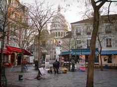 Montmartre feb 2012 met de kids geweest erg leuk en indrukwekkend