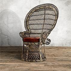 A home fashion blackback! Introducing the Merak chair. Shop Arhaus.