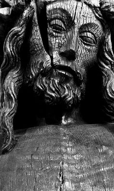 Christ by (Nathanael.Archer), via Flickr  agony expressed exquisitely