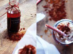 gingerbread syrup Was man dafür braucht (ca. 300ml)  300ml Wasser 170g Zucker 3 EL Lebkuchengewürz etwas Zitronensaft